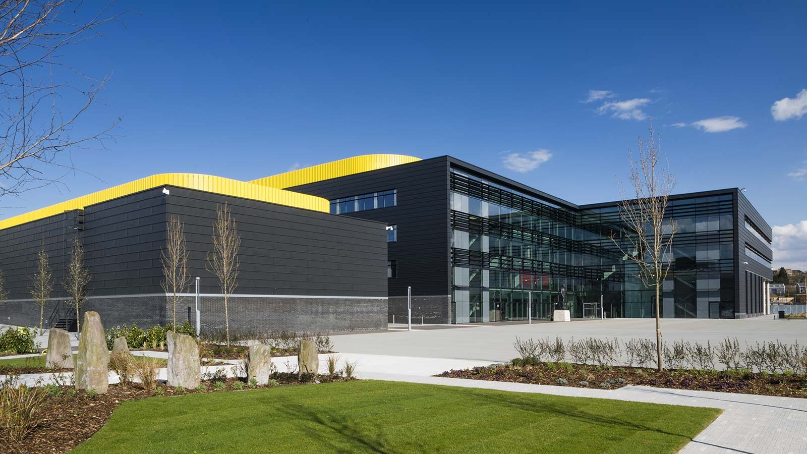 Hendon MPS Training and Operational Centre Buidling - Mace Group