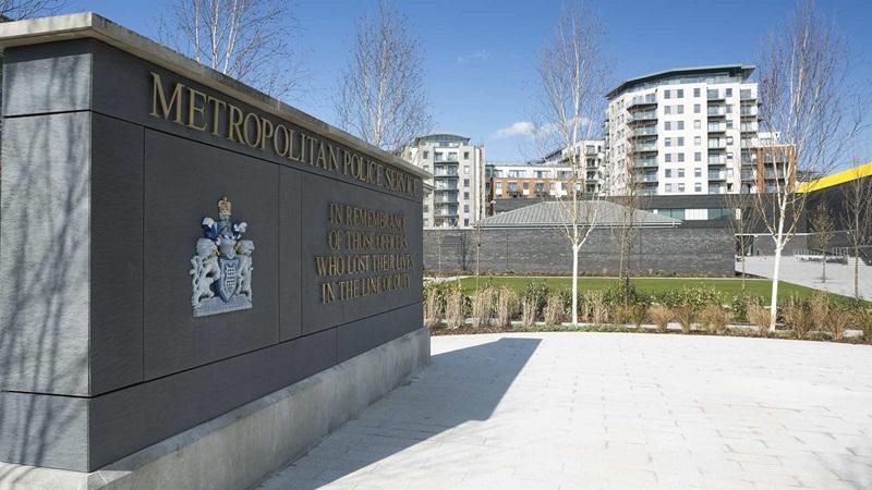Hendon Metropolitan Police Service Monument - Mace Group