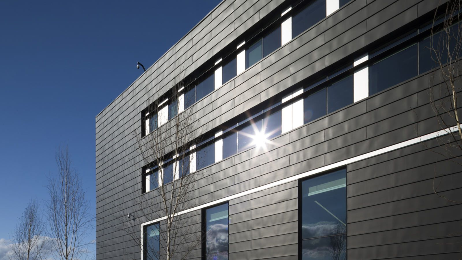 Hendon's MPS Training and Operational Centre Building - Mace Group
