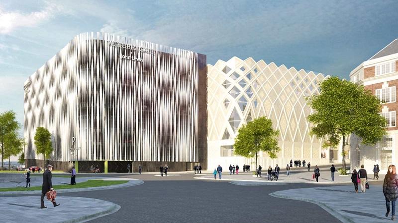 John Lewis Leeds Shopping Centre - Mace Group