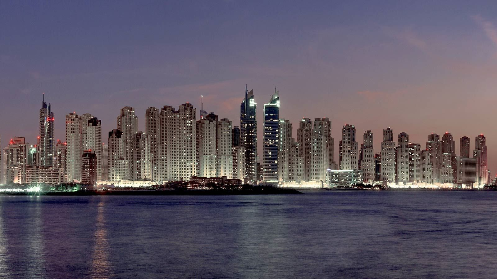 Waterfront of Jumeirah Beach Residence - Mace Group