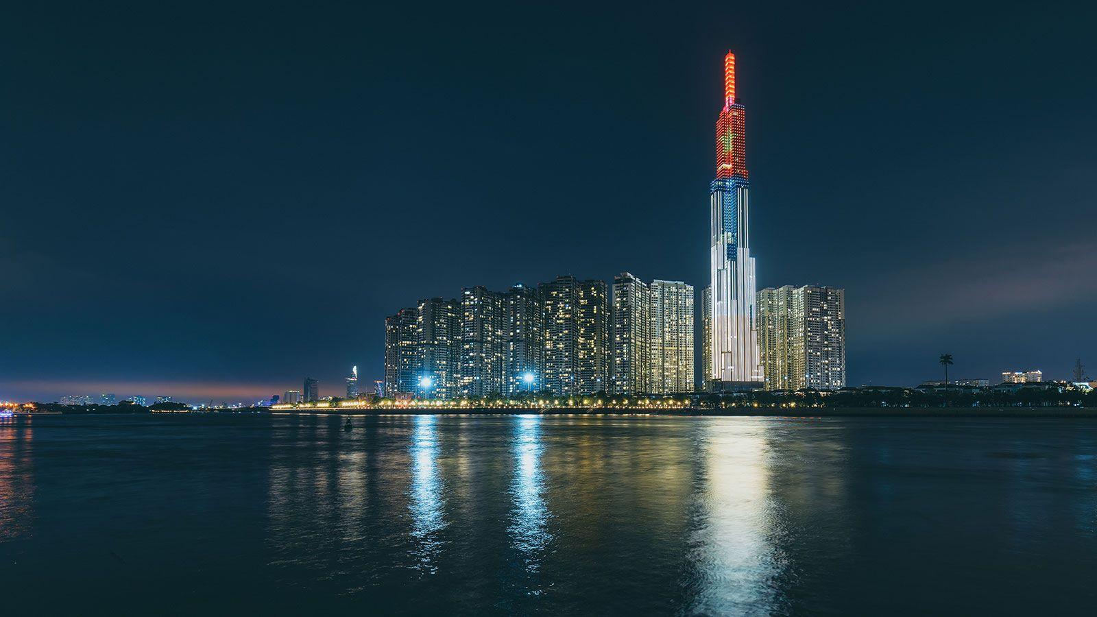 Landmark 81 Skyscraper in Vietnam - Mace Group