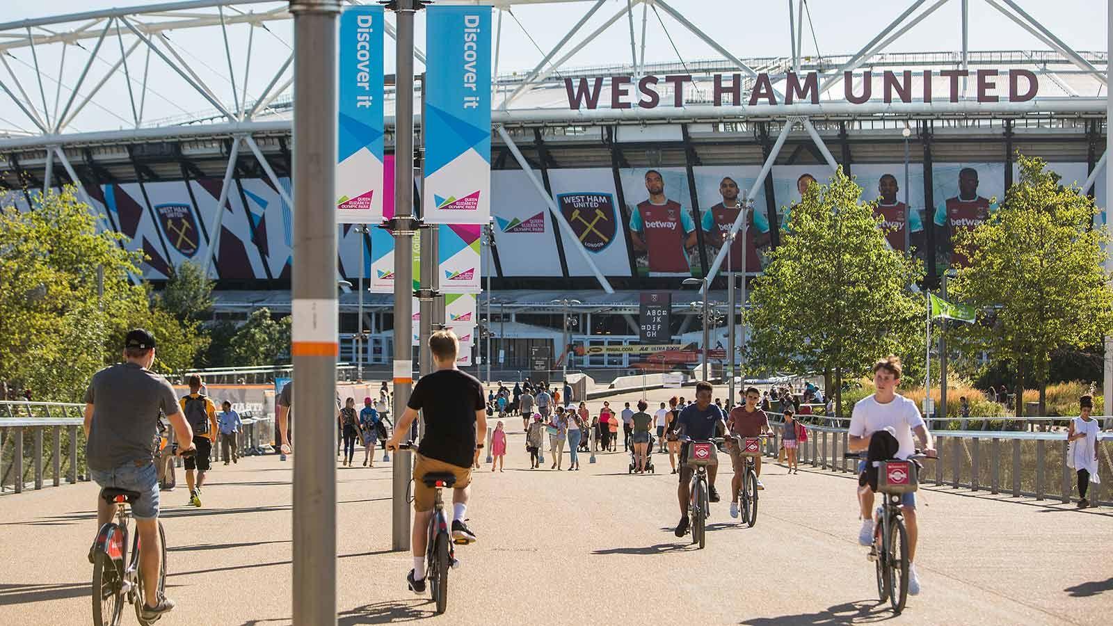 West Ham United Stadium - Mace Group
