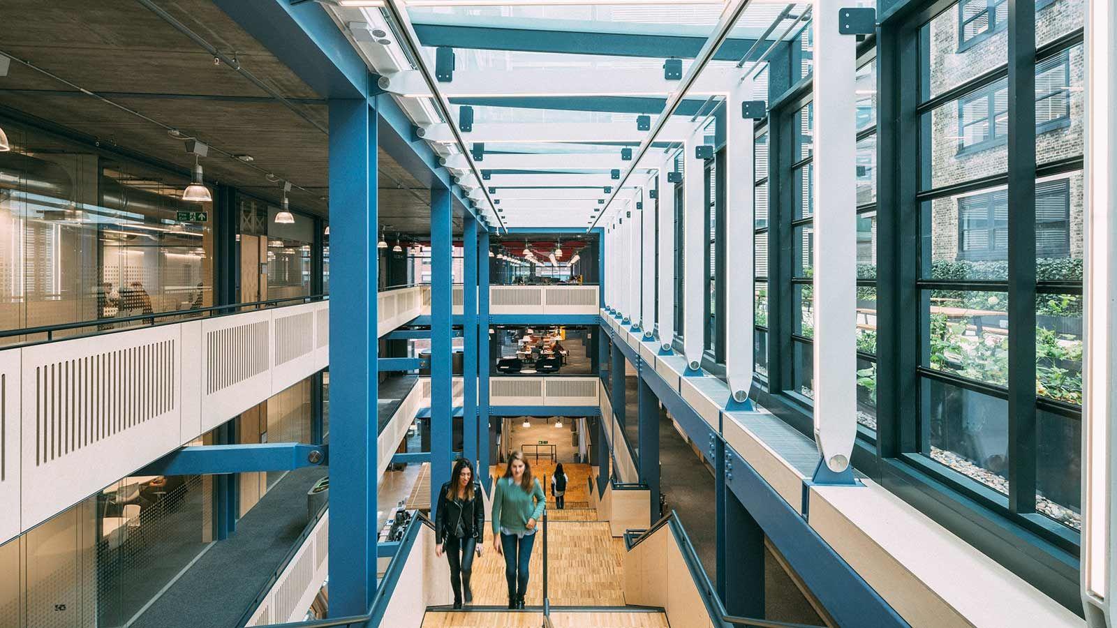 LSE interior - Mace Group