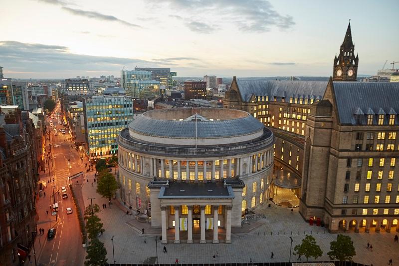 Manchester City Council - Mace Group