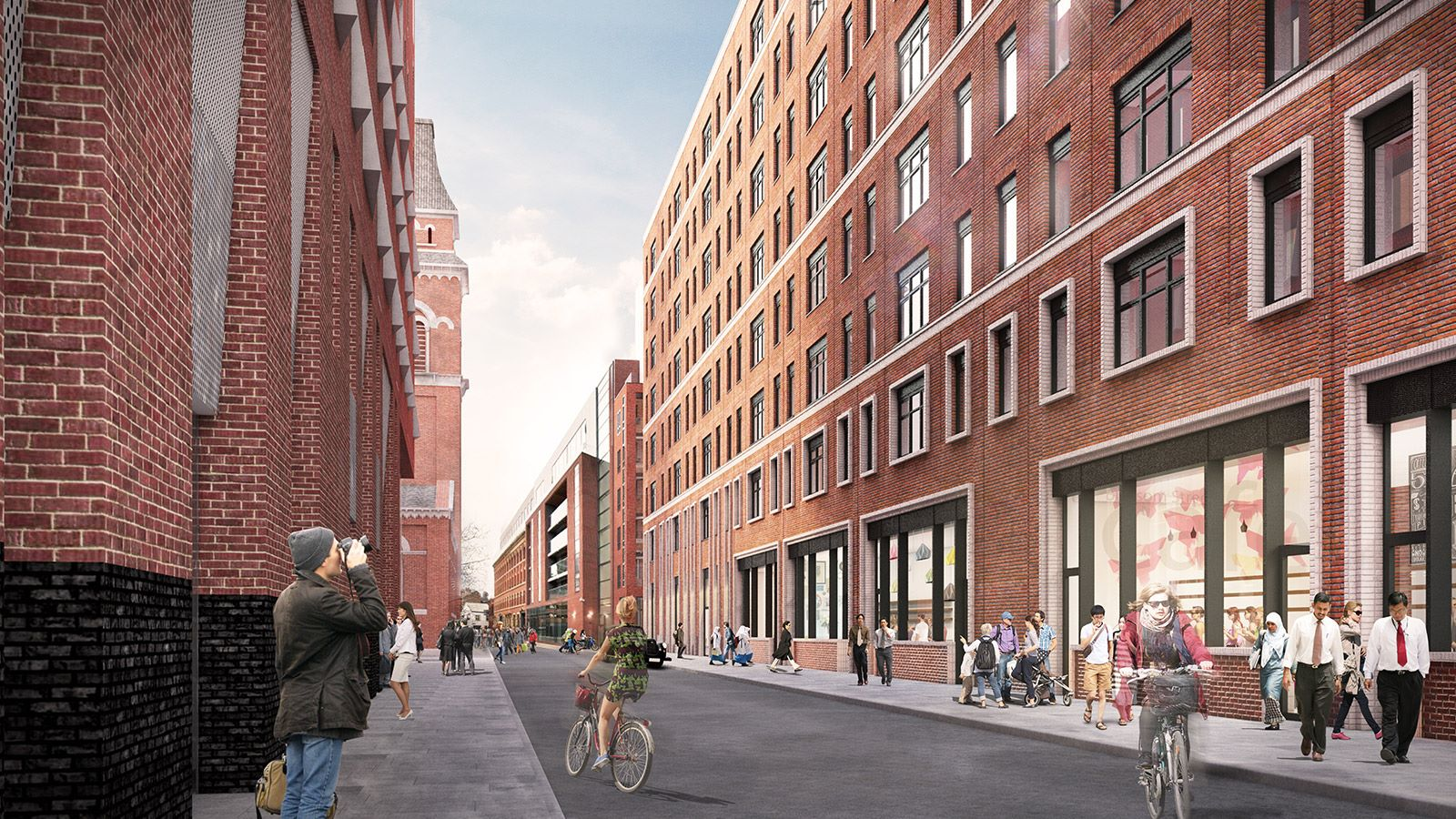 Manchester Life Apartments - Mace Group