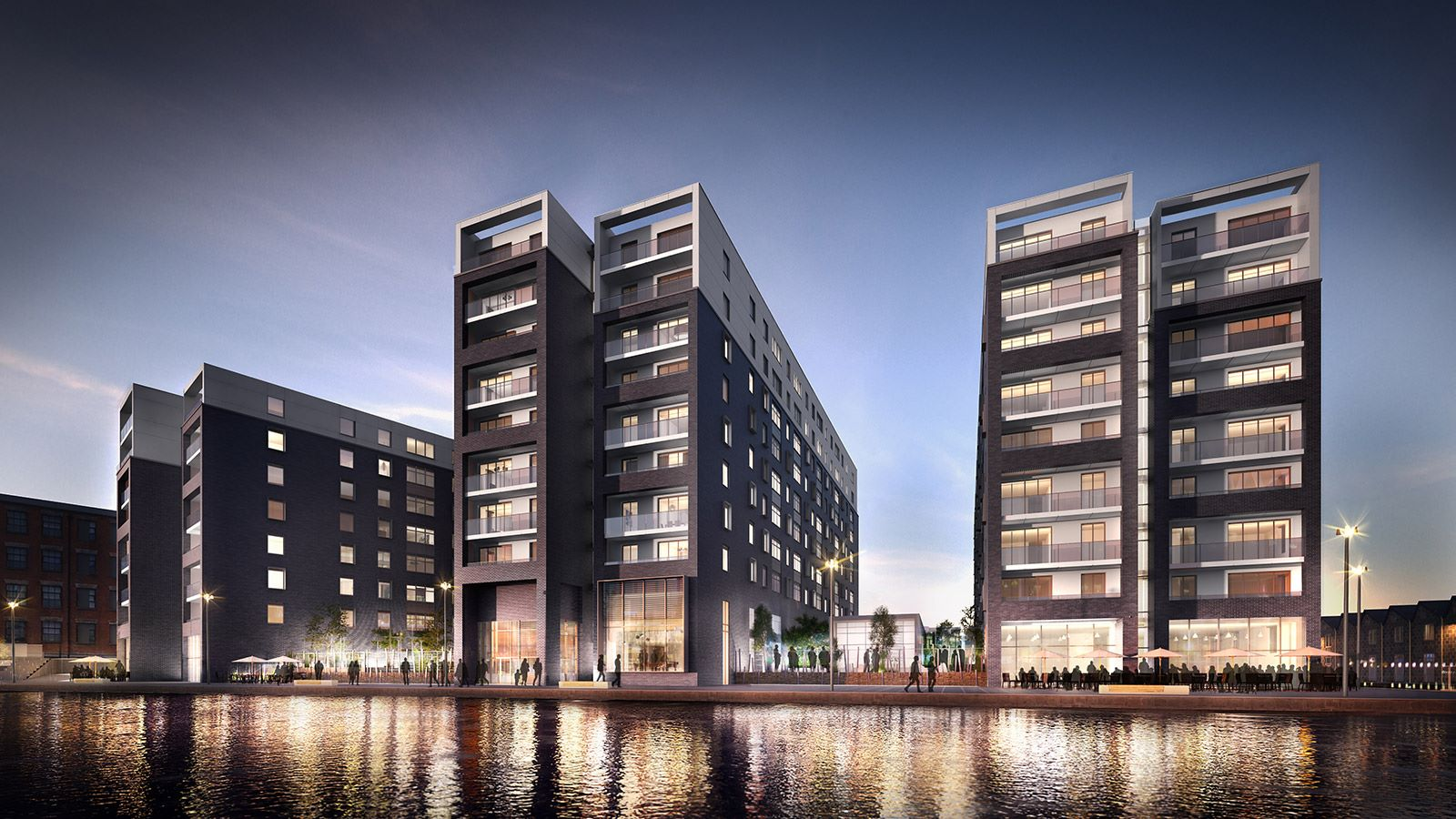 Modern Manchester Life Apartments - Mace Group