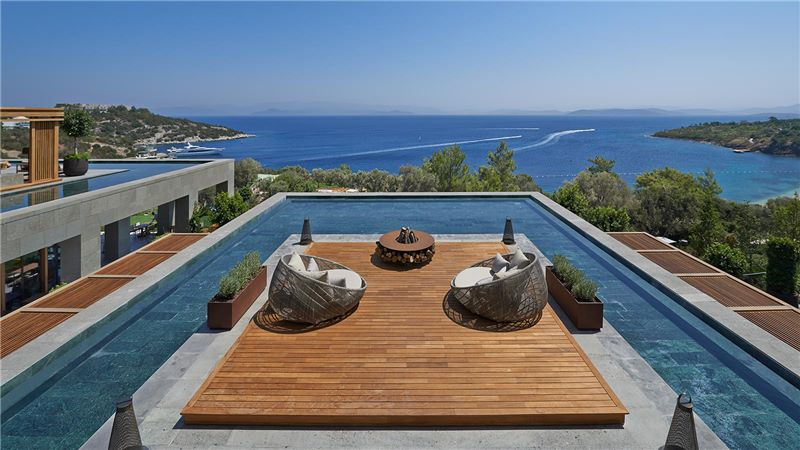 Luxury Mandarin Oriental Hotel, Sea View - Mace Group