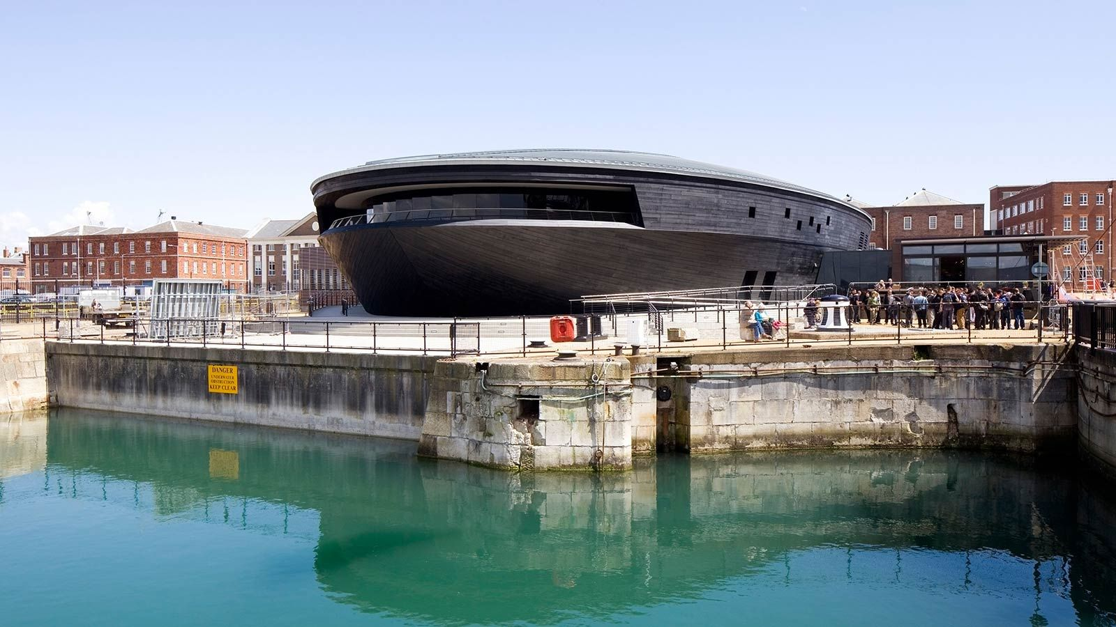 Mary Rose Museum Waterfront - Mace Group