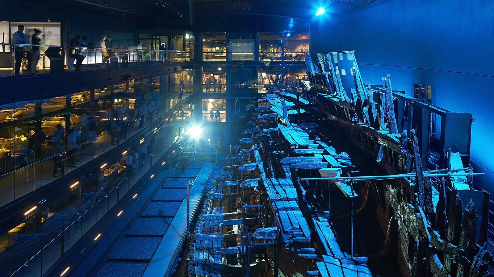 Mary Rose Museum - Mace Group