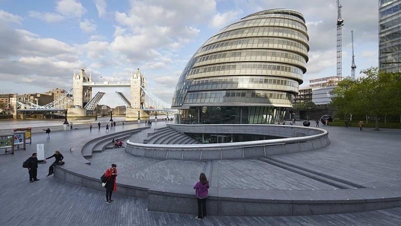 London City Hall Building - Mace Group