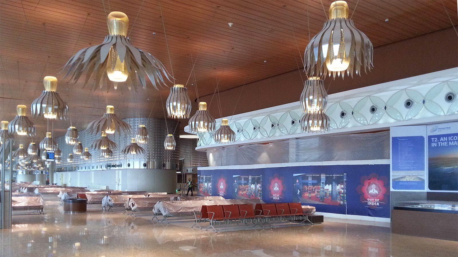 Inside Mumbai Airport - Mace Group