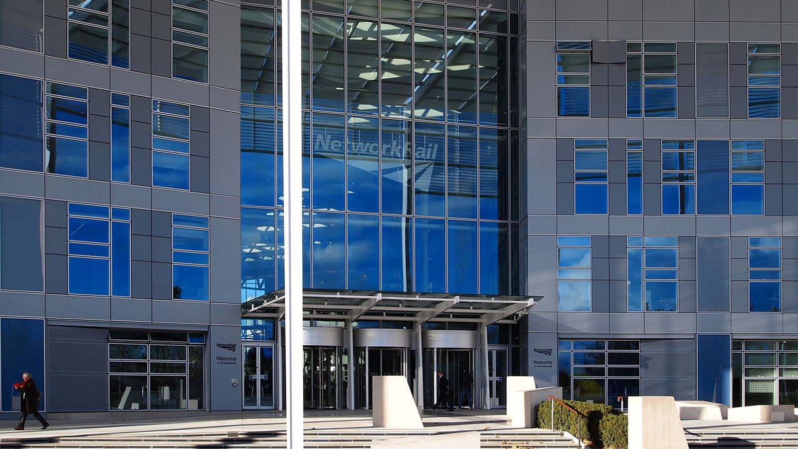 National Centre for Network Rail Building - Mace Group