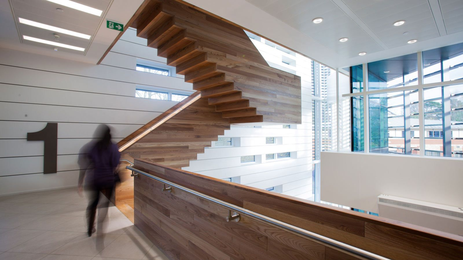 NDM Kennedy Level One Stairs - Mace Group