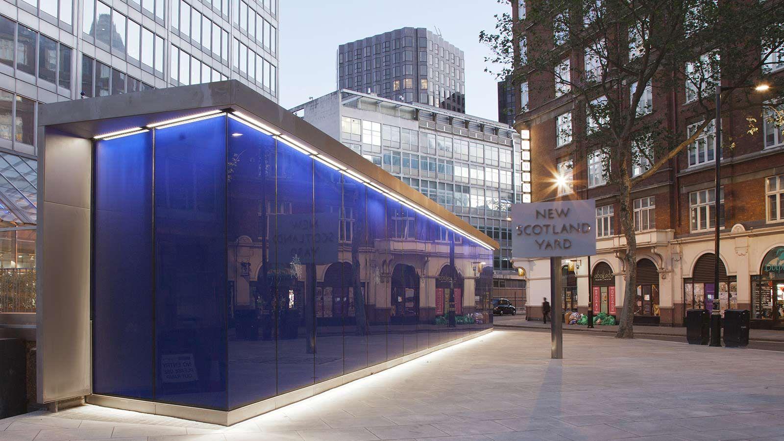 New Scotland Yard Police Station - Mace Group