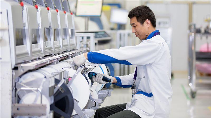 Suzhou Nokia Factory in China - Mace Group