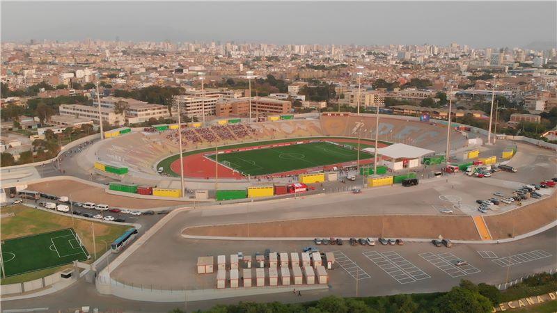Soccer Football Stadium - Mace Group