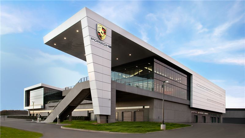 Porsche, North America Building - Mace Group