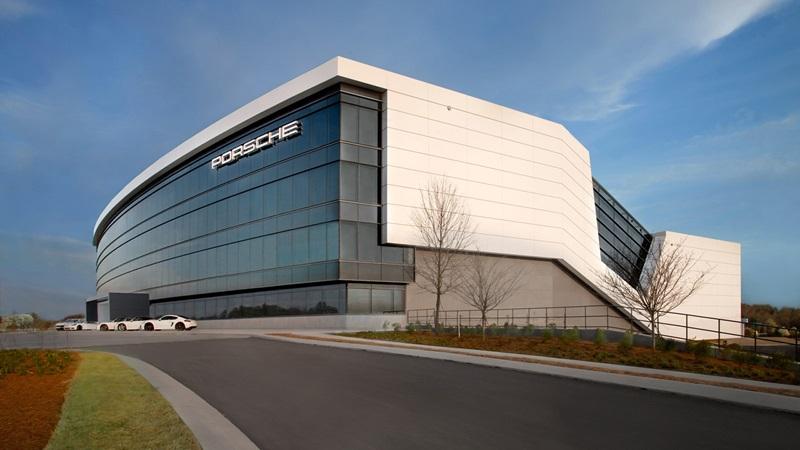 Porsche, North America - Mace Group