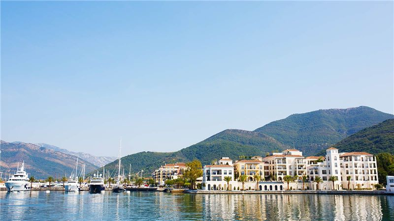 Port Montenegro Waterfront - Mace Group