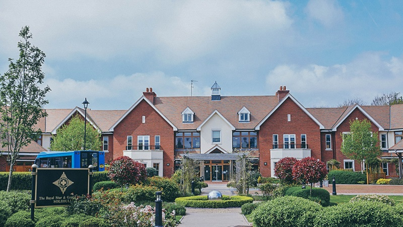 Royal Star and Garter, Solihull Care Home - Mace Group