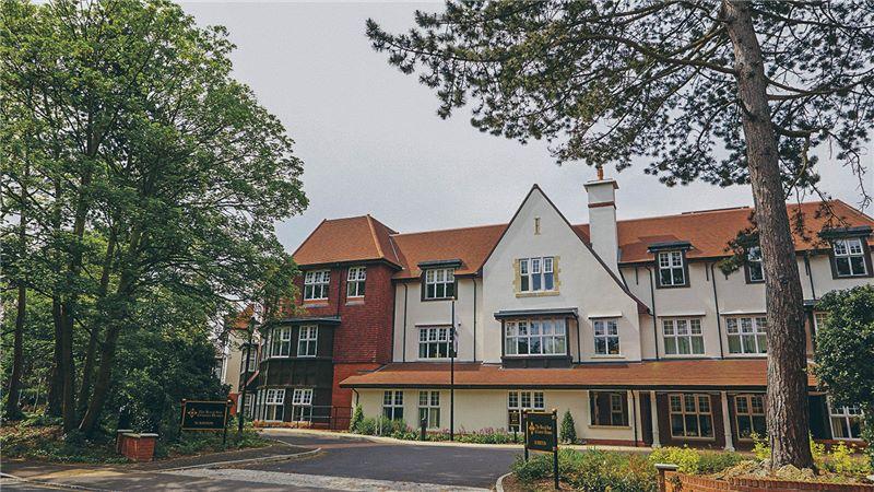 Royal Star and Garter, Surbiton Nursing Home - Mace Group
