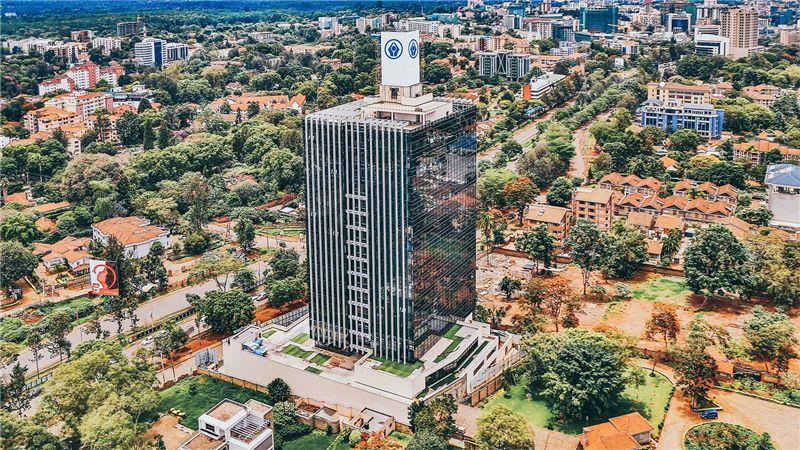 Sanlam Tower in Kenya - Mace Group