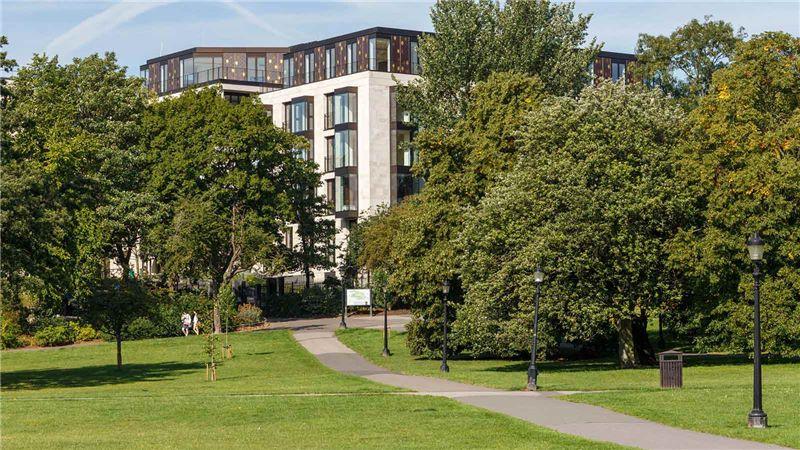 St Edmund's Terrace Luxury Living - Mace Group