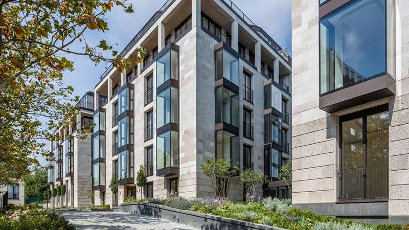 St Edmund's Terrace Building - Mace Group