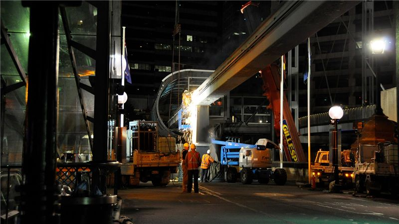 Sydney Monorail Removal - Mace Group
