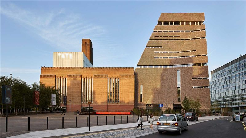 Tate Modern Building, Enhancing a London Icon - Mace Group