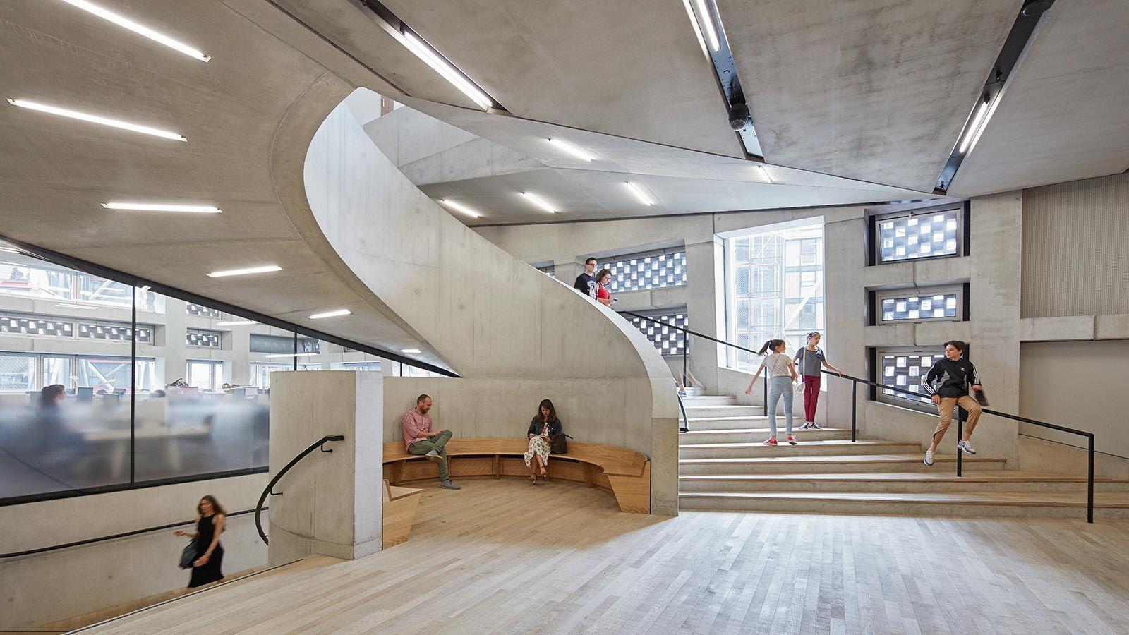 Inside Tate Modern Gallery - Mace Group