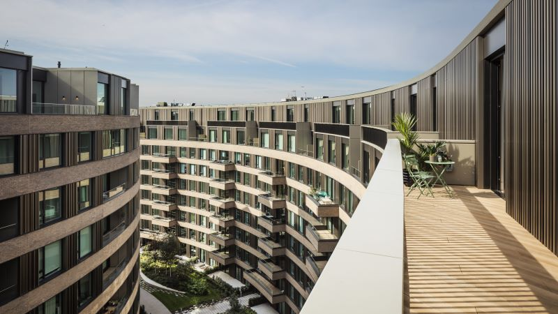 Television Centre Redevelopment in West London - Mace Group