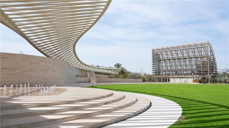 Umm Al Emarat Park - Mace Group