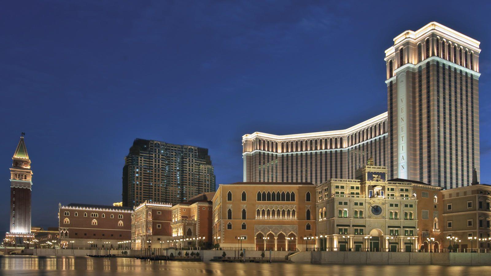 The Venetian Hotel and Resort, Macau - Mace Group