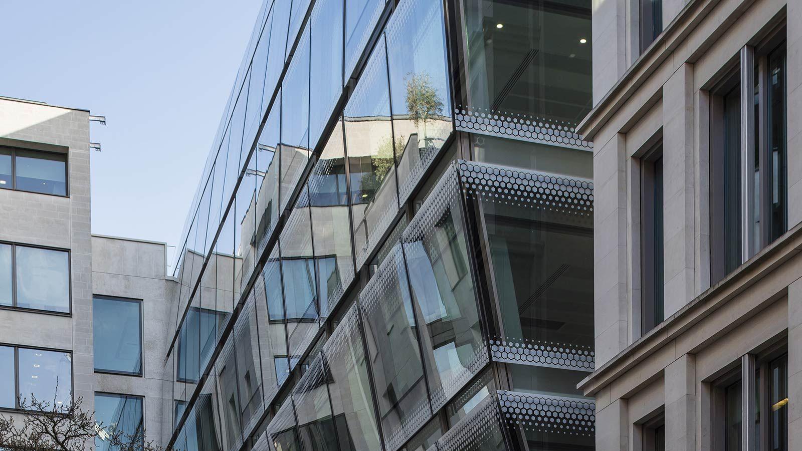 W5 – New Burlington Place Building - Mace Group