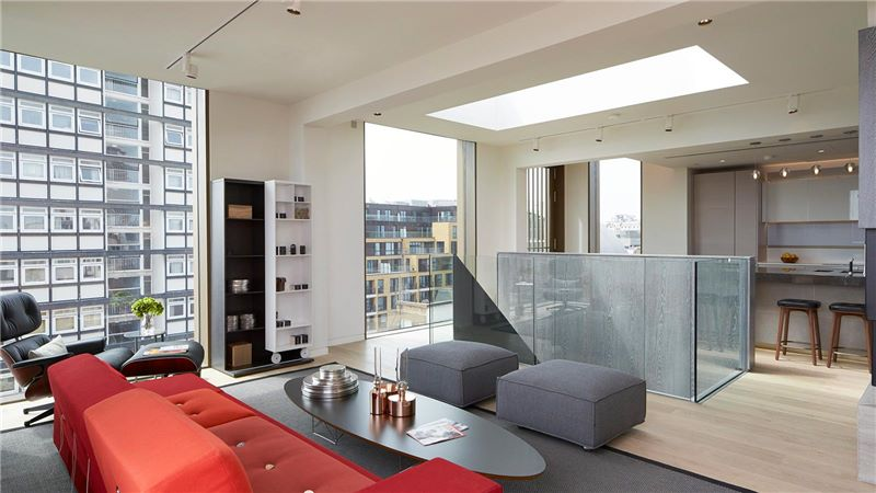Penthouse, Luxury New Modern Apartments in Wardour Street - Mace Group