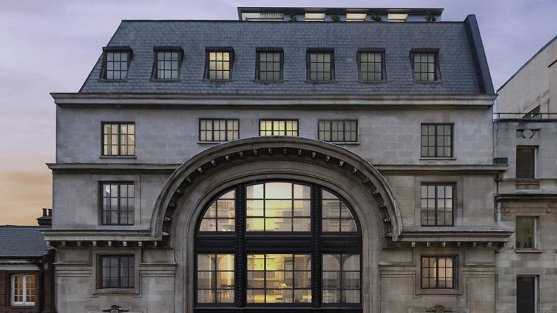 Wardour Street Luxury Apartments Building - Mace Group