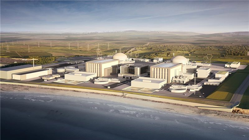 CGI View of an Energy Power Plant - Mace Group