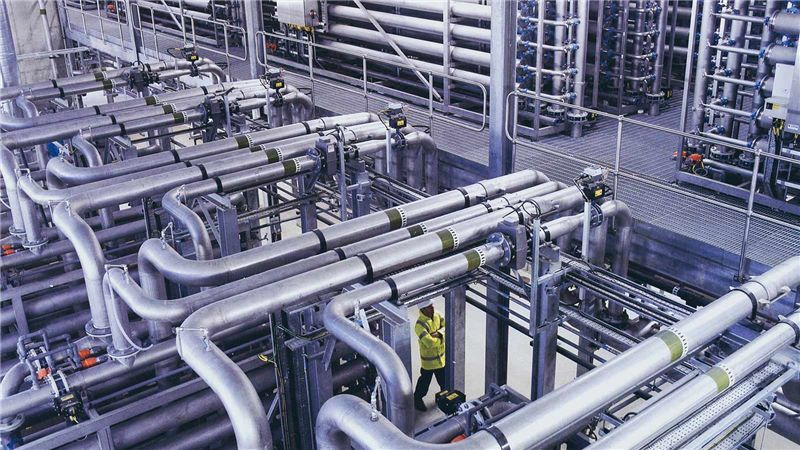 Inside an Energy and Utilities Factory - Mace Group