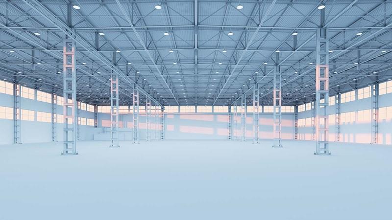 Large Warehouse - Mace Group