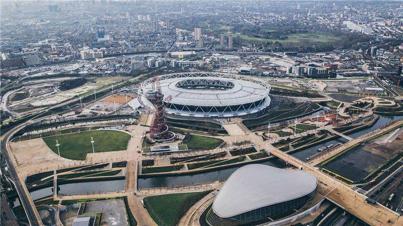 London West Ham United Stadium - Mace Group