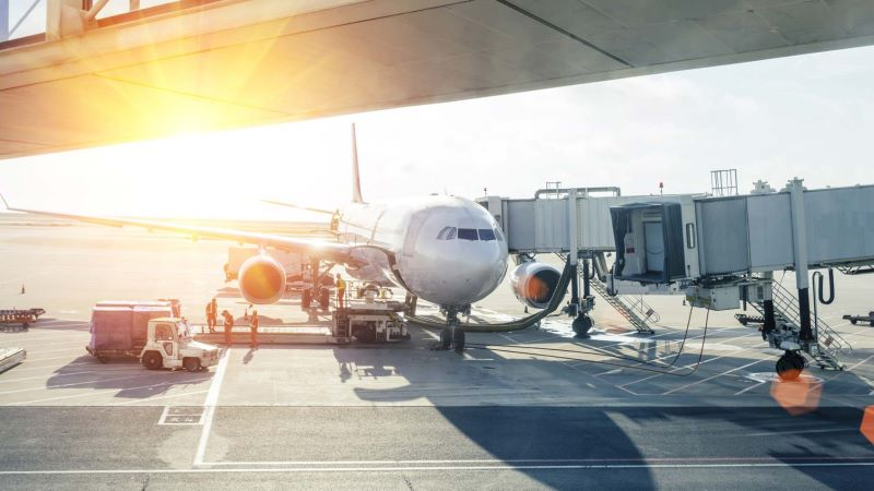 Preparing a Plane Before Flight Prepping - Mace Group