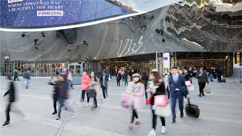 Grand Central Rail Station - Mace Group